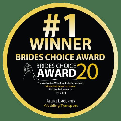 Brides Choice Awards Winner